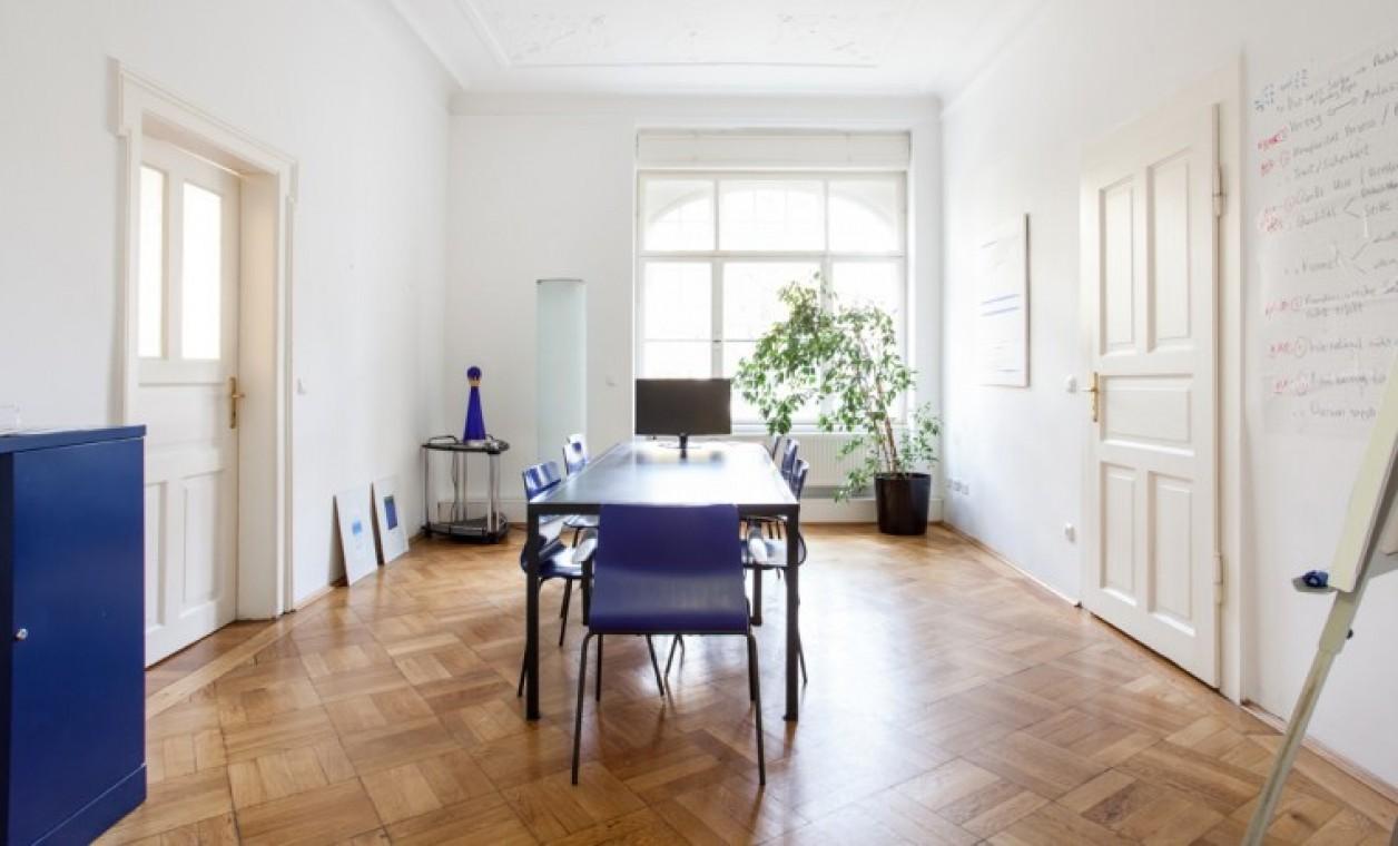 Büroraum in sehr schönem, ruhigen und repräsentativen Büro