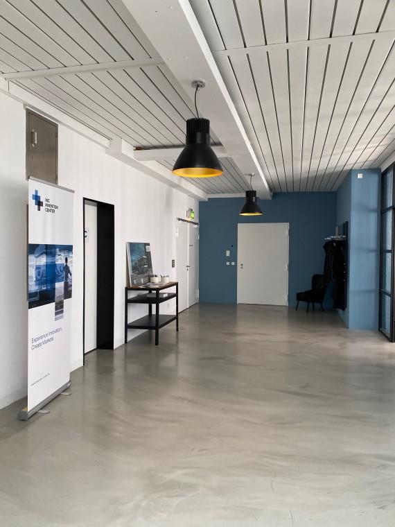 Dedicated Desk im Industrie Loft in Giesing