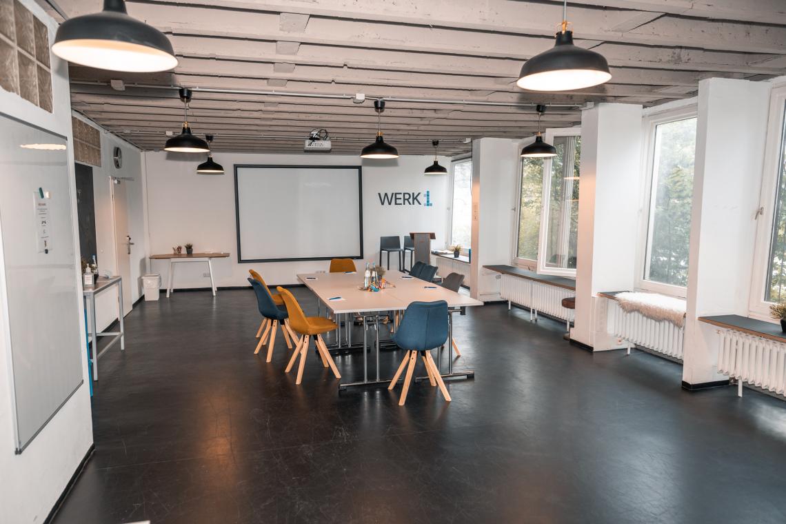 Workshopraum im Münchner Osten mieten