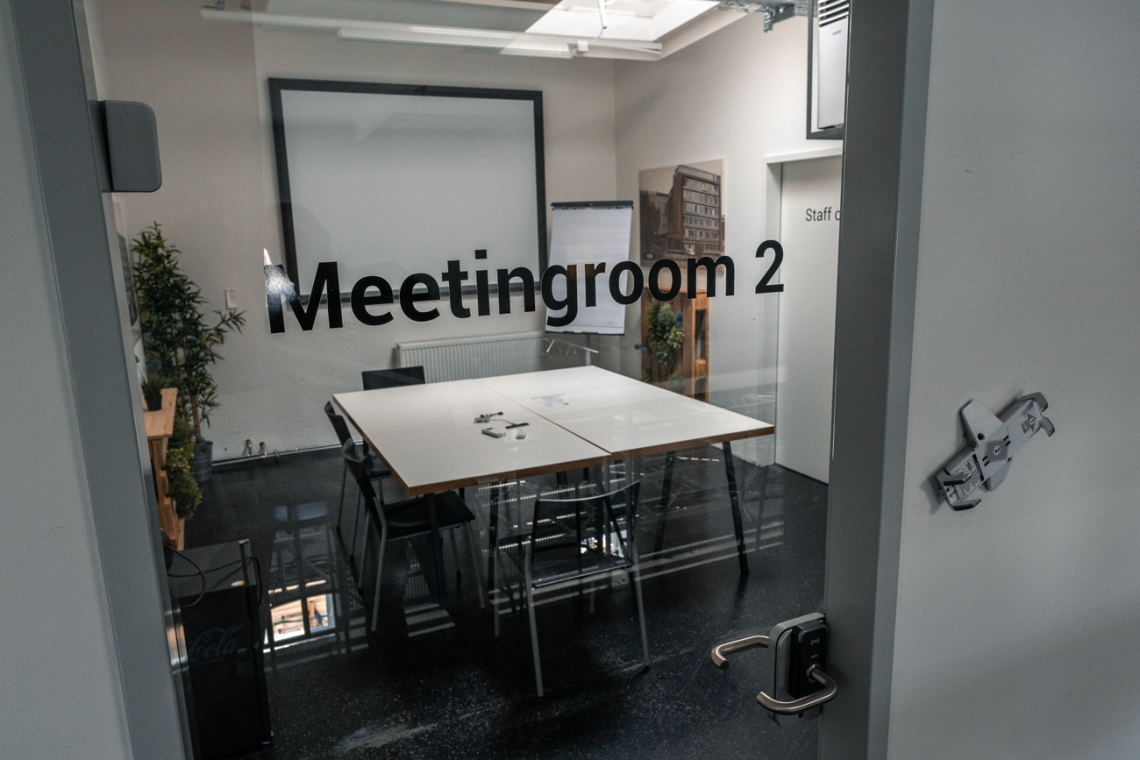 Meetingraum mieten im WERK1