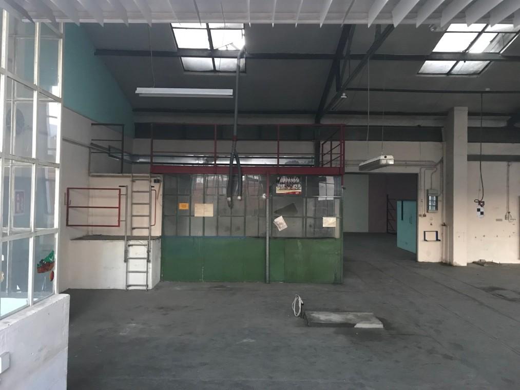 Betriebsgebäude für kultur- und kreativwirtschaftliche Nutzung im Kreativlabor