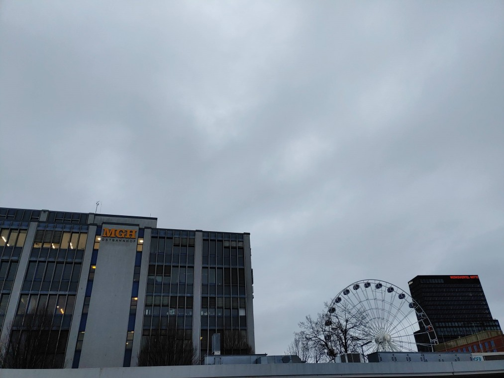 ca. 160 m² Gewerbefläche im Gewerbehof am Ostbahnhof zu vermieten