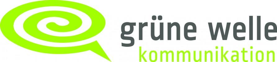Grüne Welle Kommunikation Logo