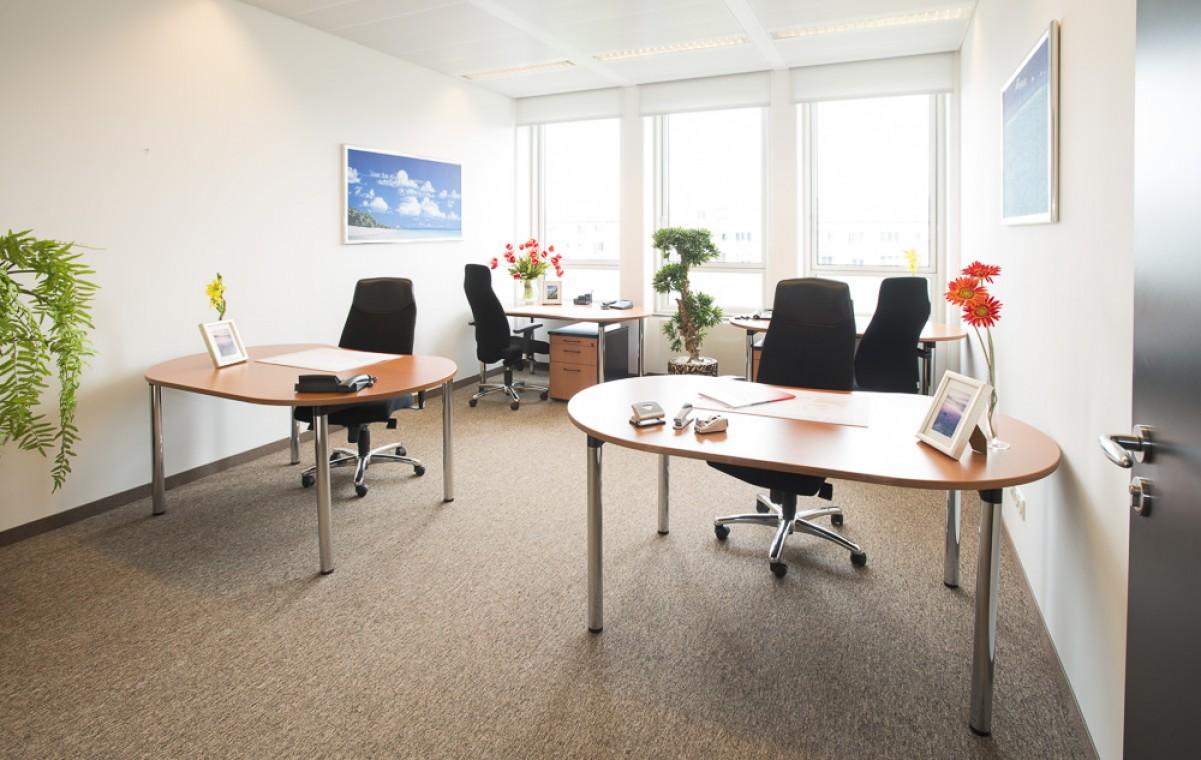 Professionelle, private Büroräume für 1-20 Personen