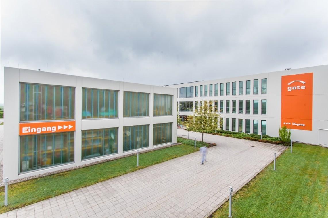 gate - Garchinger Technologie- und Gründerzentrum
