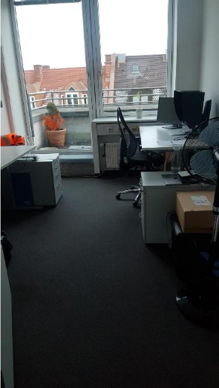 Einzelne Büros oder Bürofläche in zentraler Lage in Maxvorstadt- 227m²