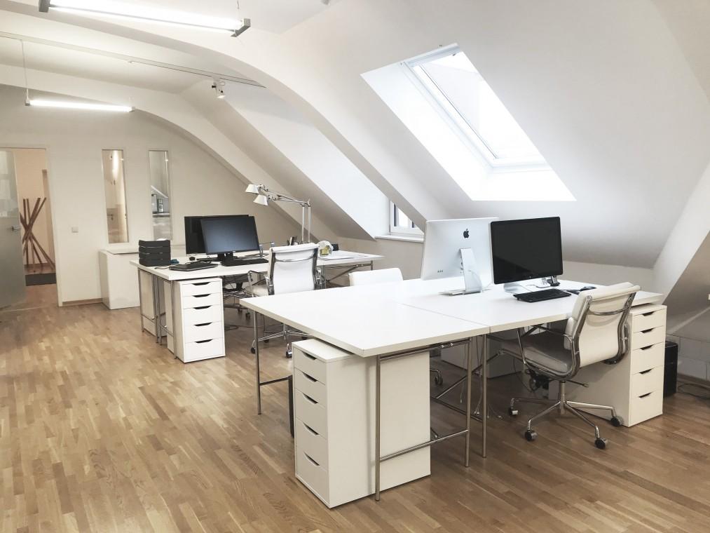 Büroplätze in Sendlinger Loft