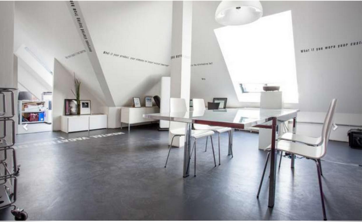 Das coole Neudenker CoWorking Loft - 19 Pätze ab 230€ pro Platz