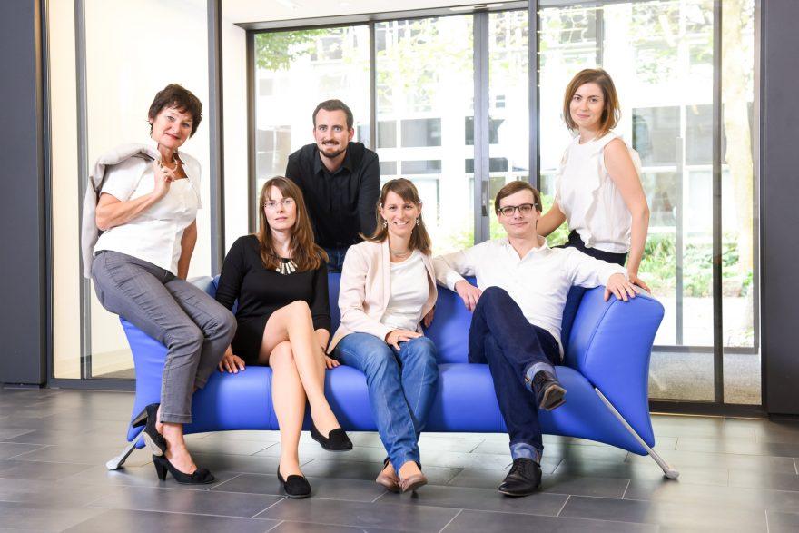 Das Munich Startup Team