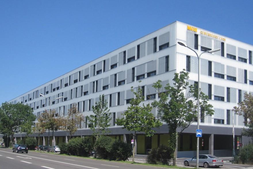 Münchner Gewerbehöfe (MGH)