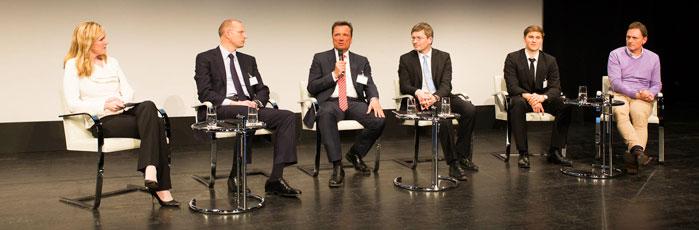 Rückblick Forum UnternehmerTUM 2015: Startups an der Börse