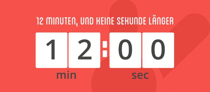 2 Jahre 12min.me München – Ignite Talks & Networking #19