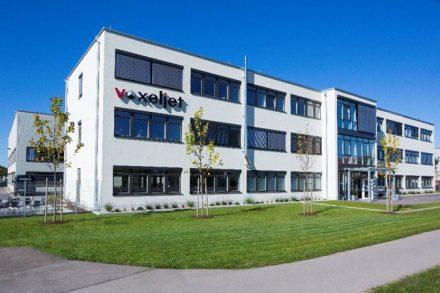 Hauptsitz der voxeljet AG in Friedberg, Bayern