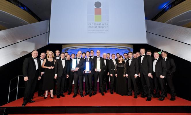 Dynamic Biosensors gewinnt Deutschen Innovationspreis