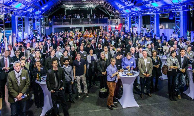 60 Startups auf der 5. Münchener Startup Demo Night