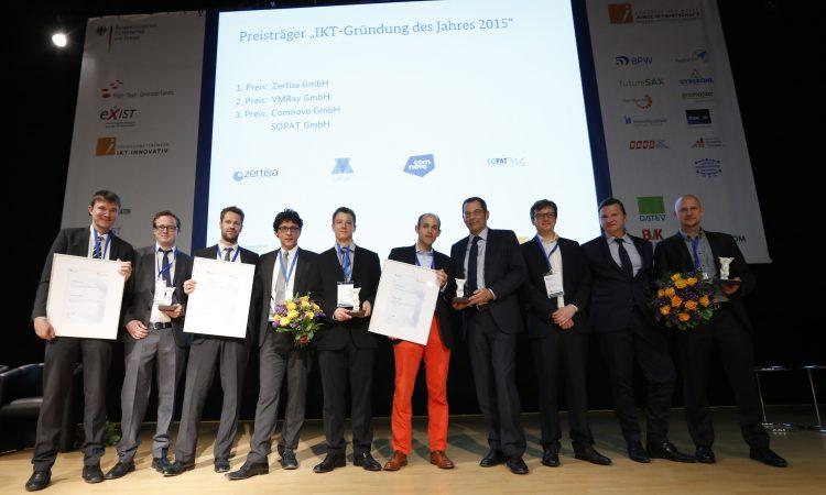 IKT-Gründung des Jahres kommt aus München