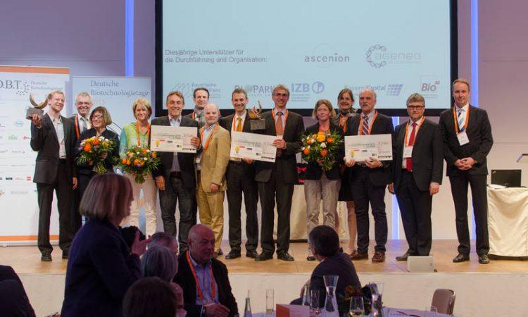 TUM Wissenschaftler gewinnen Innovationspreis