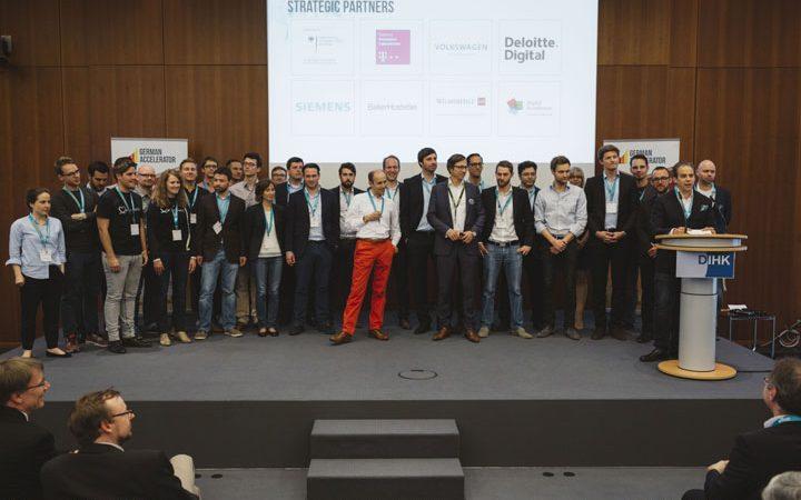 18 Startups reisen mit dem German Accelerator in die USA