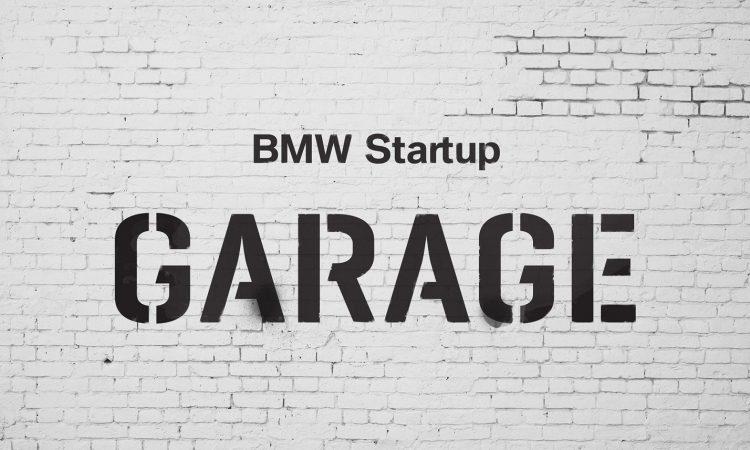 BMW Startup Garage