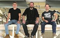 S:W:O:P:-Gründer Tom, Christoph und Matthias