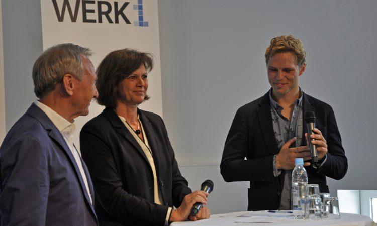 Gründer-Hotspot in München: WERK1.Bayern feierlich eröffnet