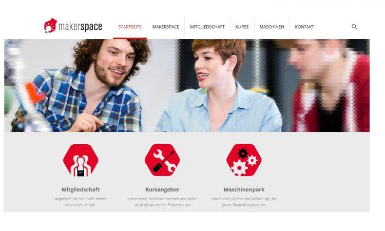 Hightech-Werkstatt MakerSpace ist eröffnet