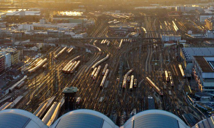 Infrastructure 4.0: Deutsche Bahn sucht digitale Startups