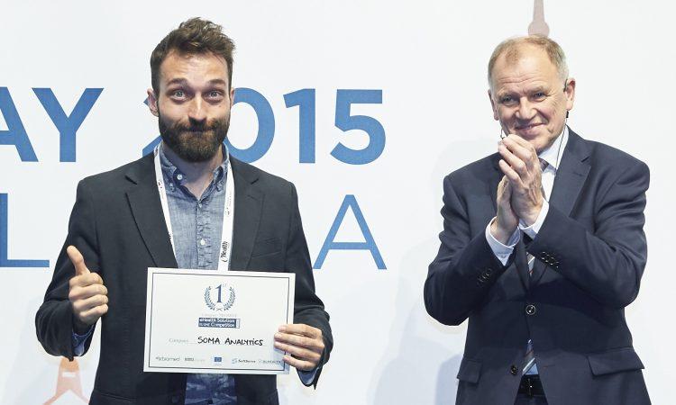 SOMA Analytics ist Europas Health-Startup des Jahres