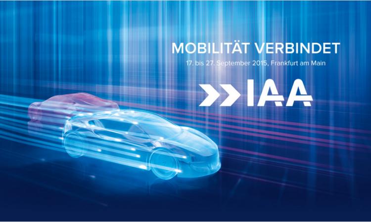 Automesse IAA sucht Startups für New Mobility World