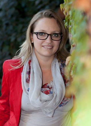 Natascha Hoffner, Gründerin und Geschäftsführerin der messe.rocks GmbH