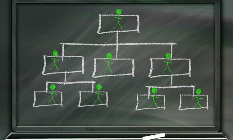 pixabay Hierarchie zeichnung Tafel