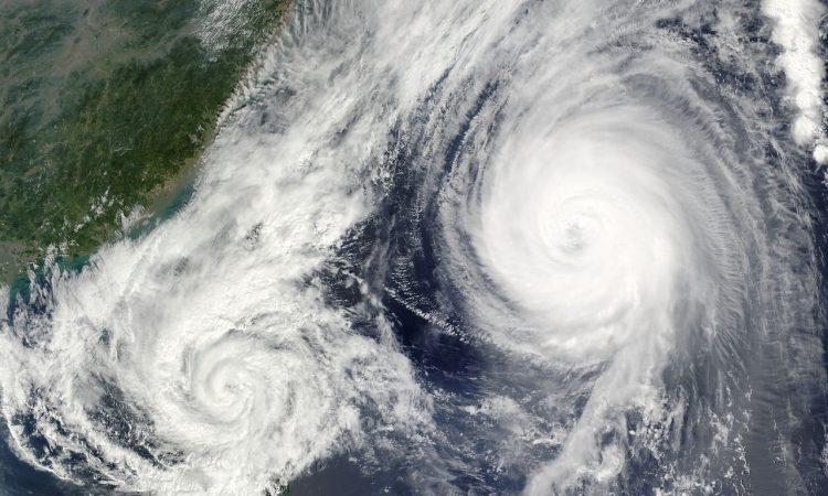 Hurrikan, Wirbelsturm