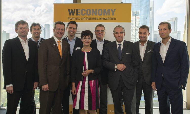 Gründerinitiative WECONOMY kürt auch zwei Münchner Startups