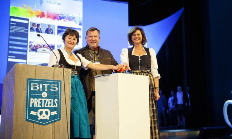 G'launcht is'! Offizieller Startschuss für Munich Startup
