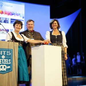 Bits and Pretzels 2015 Launch Munich Startup