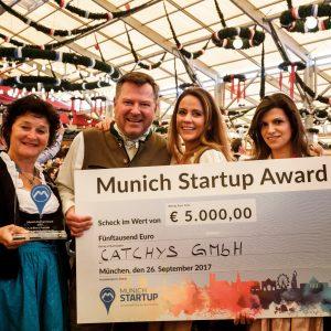 Munich Startup Award 2017