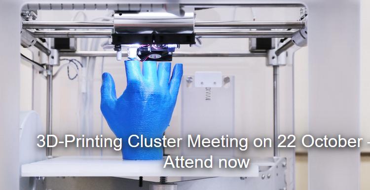 3D-Printing Cluster Meeting