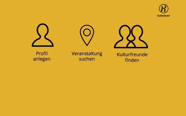 Kultamour bringt kulturinteressierte Münchner zusammen