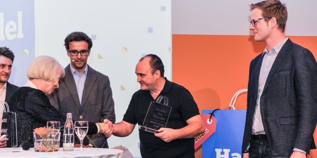 Handel im Wandel – Innovationspreis 2015 für LOCLET