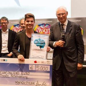 Strascheg Award