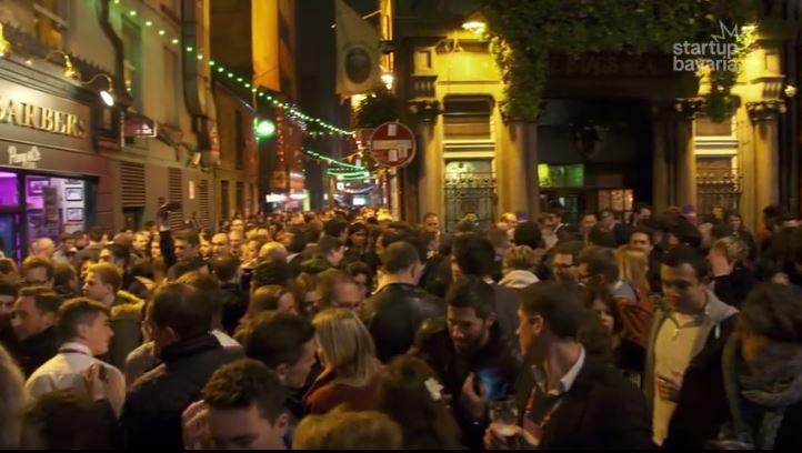 Startup Bavaria: Mit mazel in Dublin und mit nate am Telefonhörer