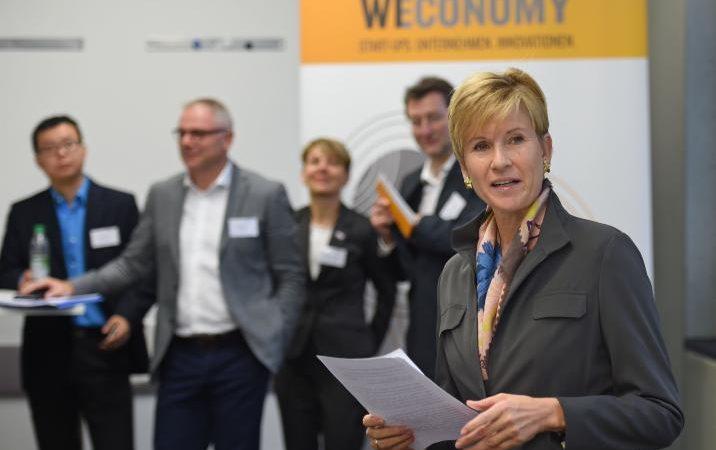 Susanne Klatten: Gründerwelle muss genutzt werden