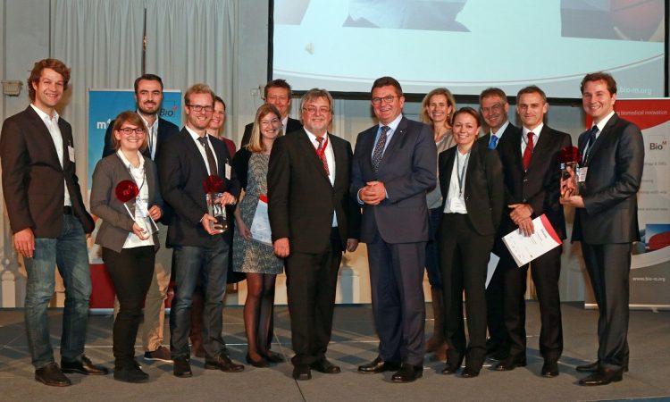 Personalisierte Medizin: KNOWING mit m4 Award ausgezeichnet