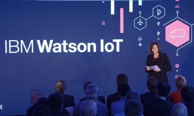 Supercomputer Watson zieht nach München, IBM sucht Kontakt zu Startups