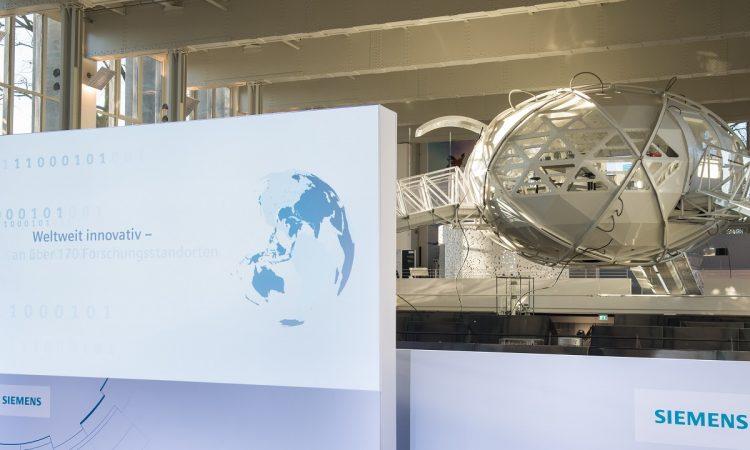 Siemens sucht Nähe zur Startup-Szene