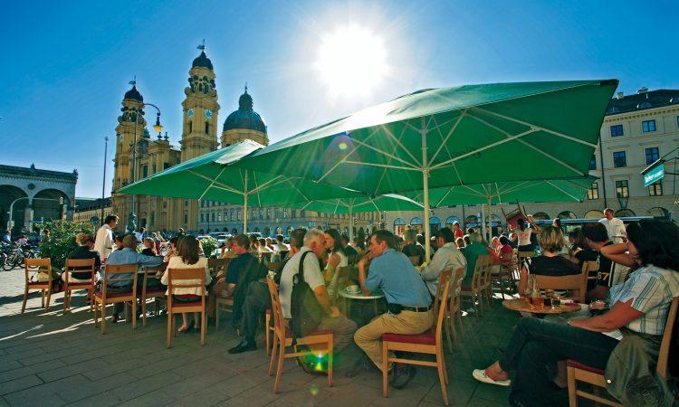 Stadt der Gründer, Stadt der DAX-Konzerne: Münchner Wirtschaftskraft in Zahlen
