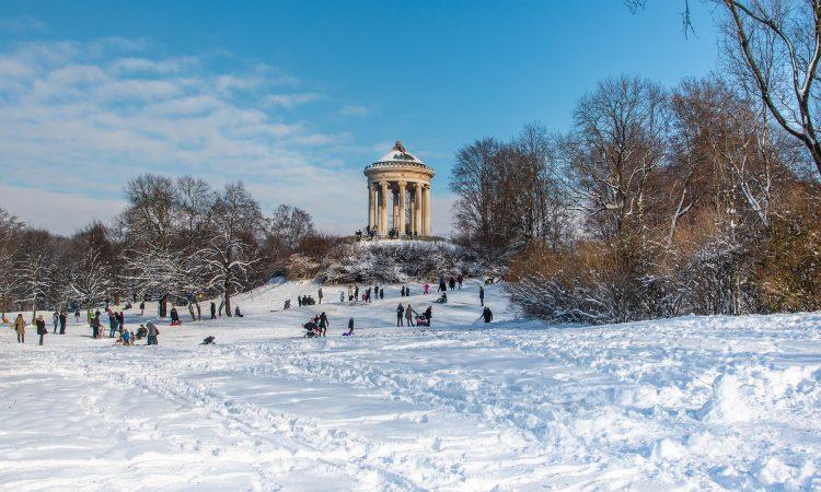 München Winter