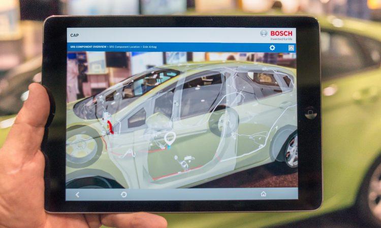 Bosch beteiligt sich am Münchner AR-Startup Reflekt