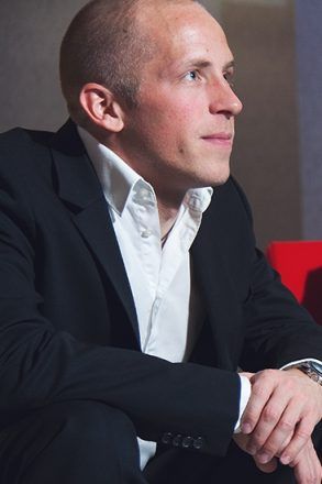 CEO Wolfgang Stelzle