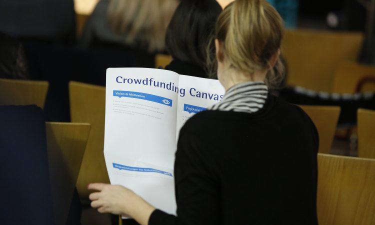 Kampagnenplanung in acht Schritten mit dem IHK Crowdfunding Canvas